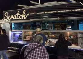 Scratch Food Truck at Food Truck Friday